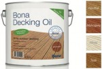 Olej Bona Decking Oil Neutralny 10L
